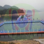 Floating Swim Platform In